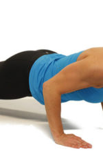 Soccer Workout Challenge: Push-Ups, Abs and Bodyweight Squats Circuit